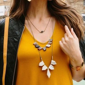 Noonday Collection Harmony Layered Necklace
